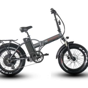 ELECTRIC RIDER -Trail Tracker 624Wh